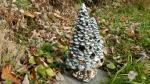 stromek malovaná zahradví světelná dekorace