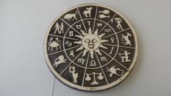 horoskop,keramická nástěnná dekorace